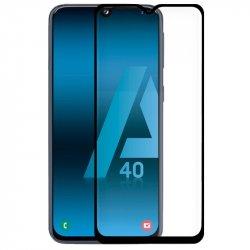 Protector Pantalla Cristal Templado Samsung A405 Galaxy A40 (FULL 3D Negro)