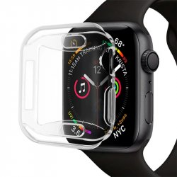 Protector Silicona Apple Watch Series 4 / Series 5 (40 mm)